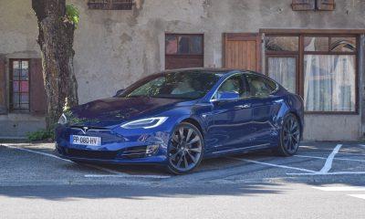 Model S Tesla essai