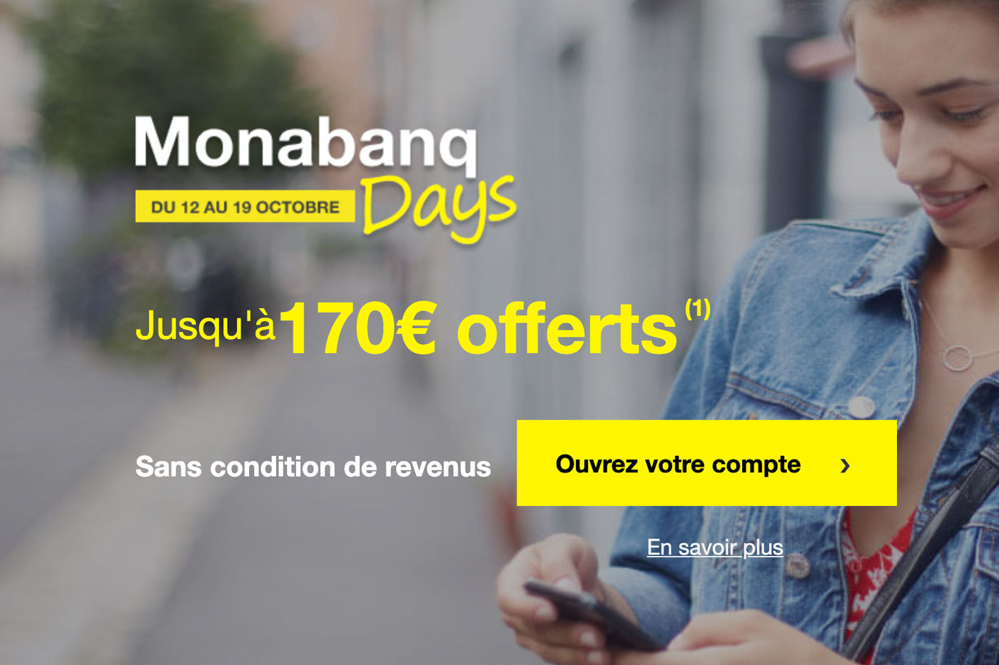 Monabanq Days