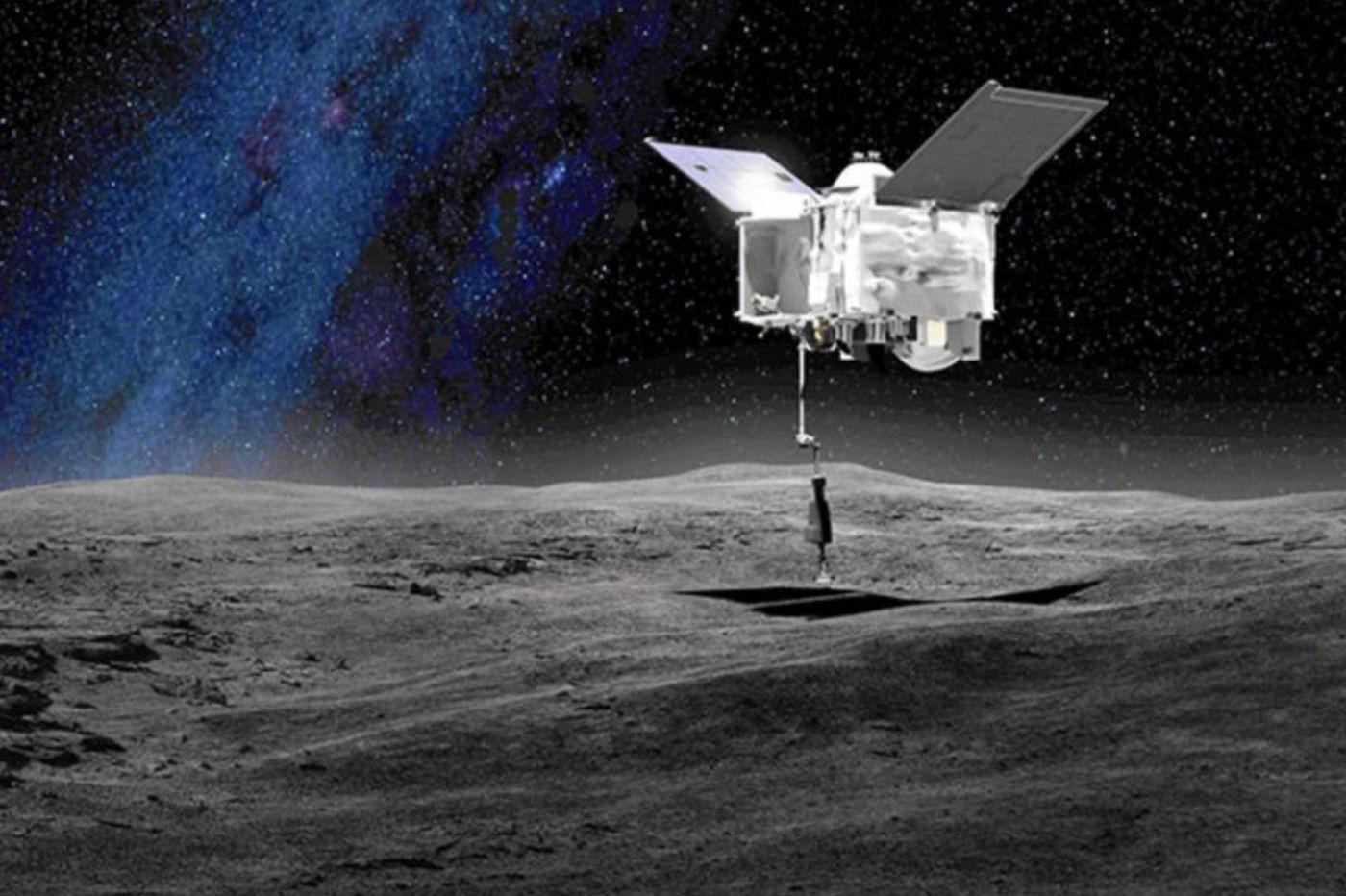 NASA : Mission sauvetage pour la sonde Osiris-Rex