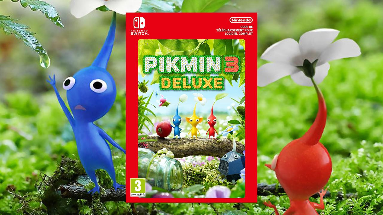 Pikmin 3 Deluxe (Digital)