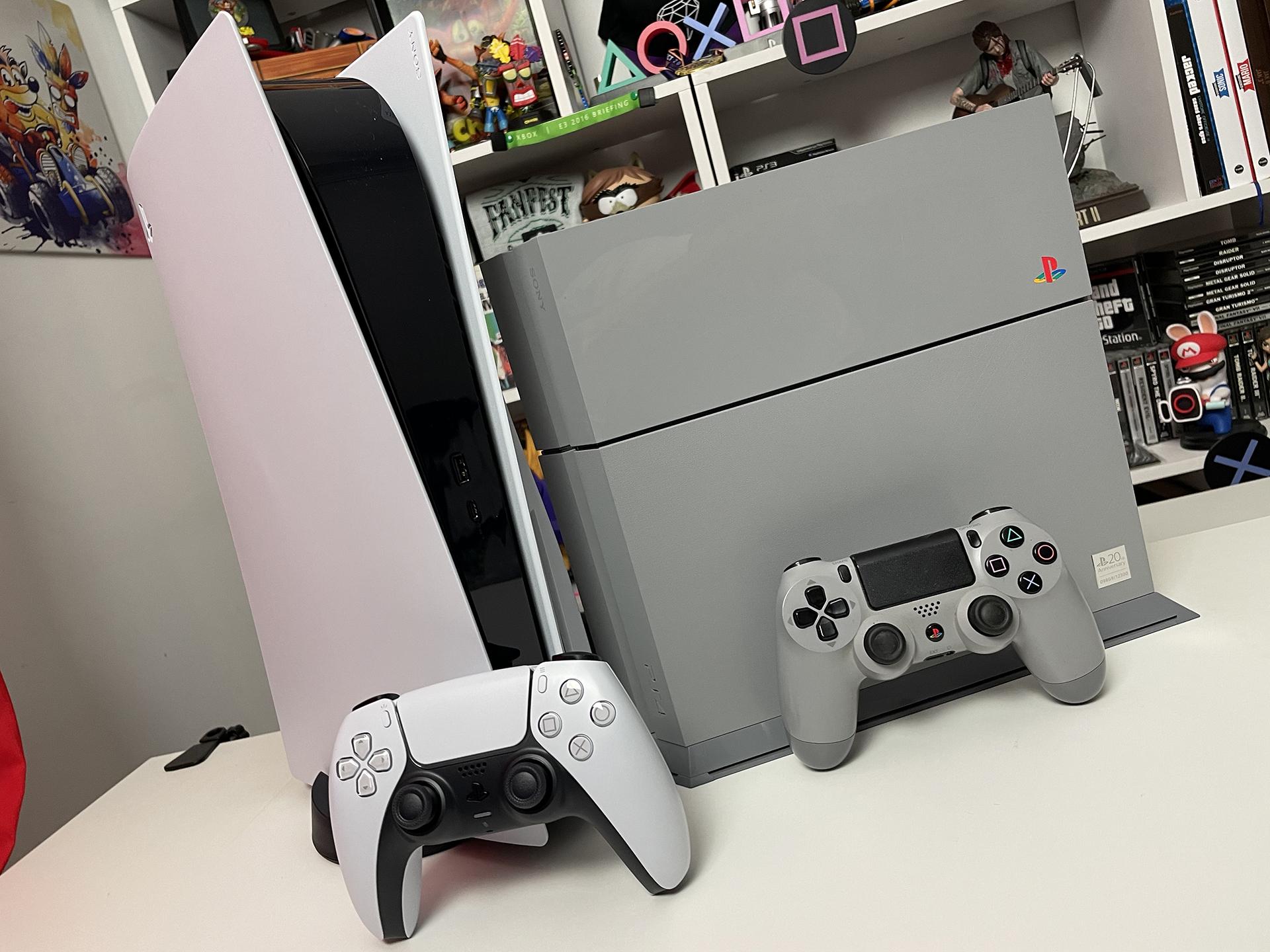 PlayStation 4 / PlayStation 5