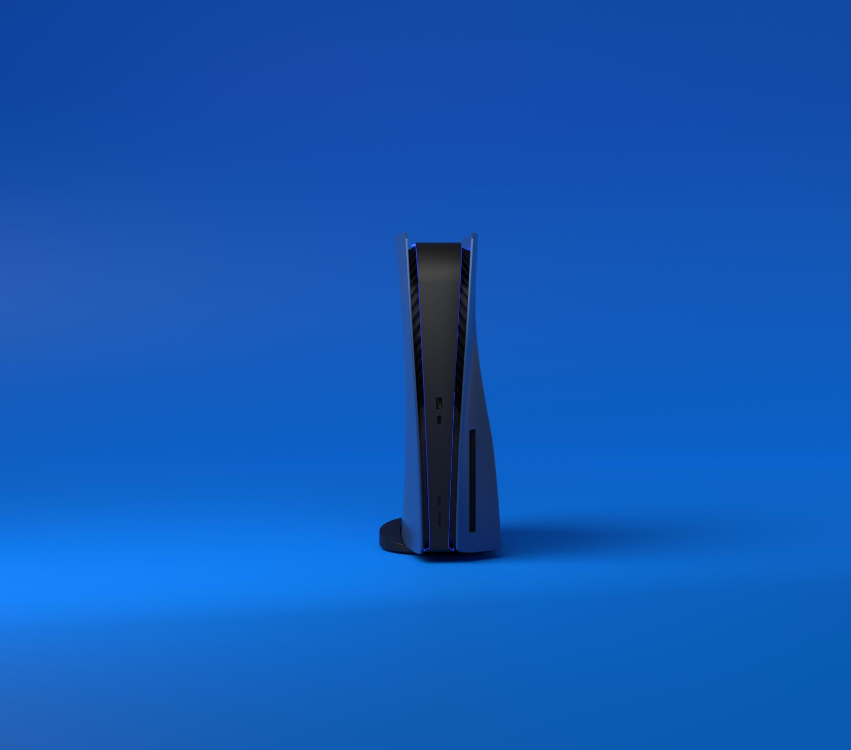 PlayStation 5 Bleue