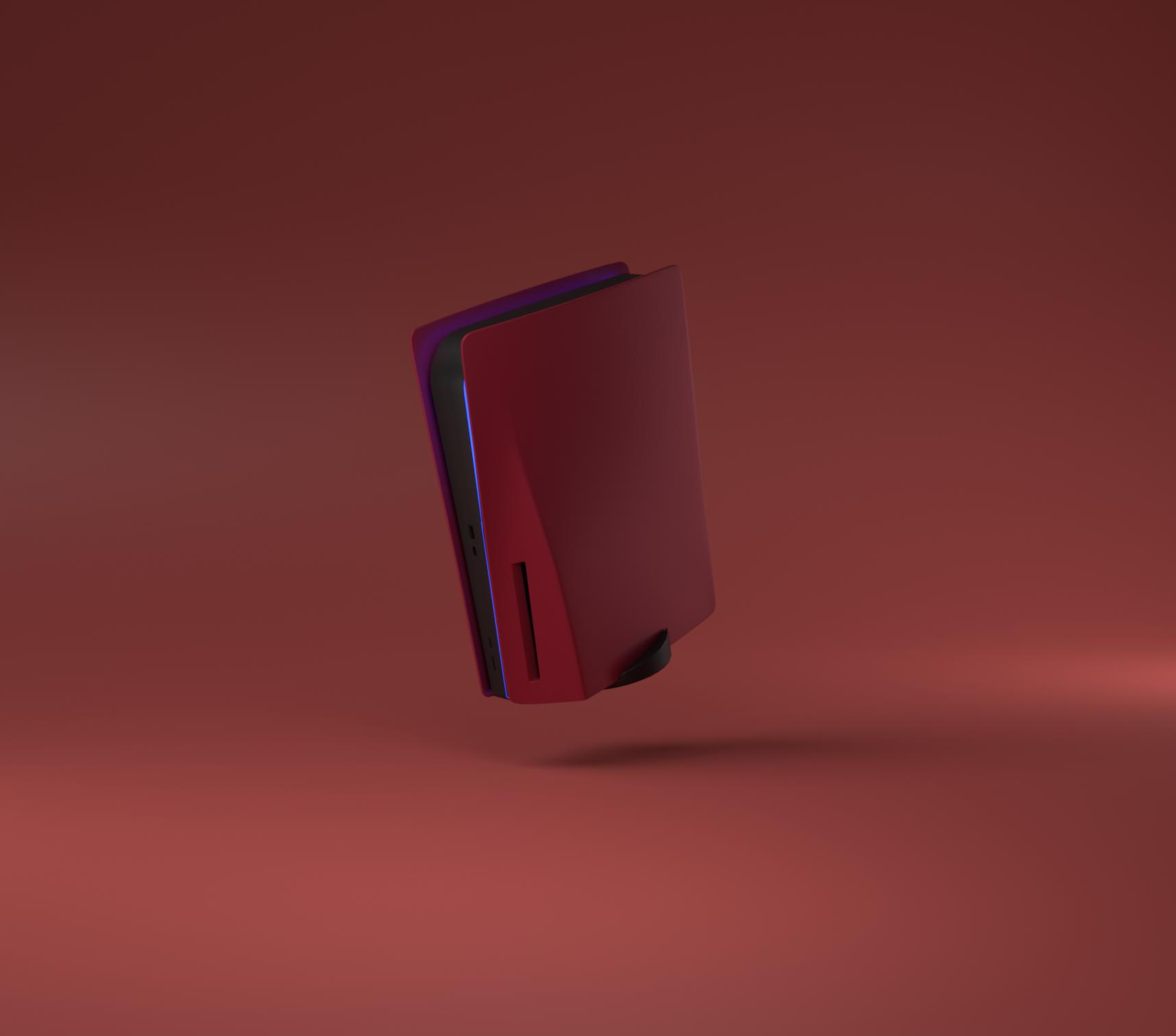 PlayStation 5 Rouge Cerise