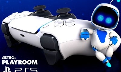 Preview DualSense PS5 et Astro's PlayRoom PlayStation 5