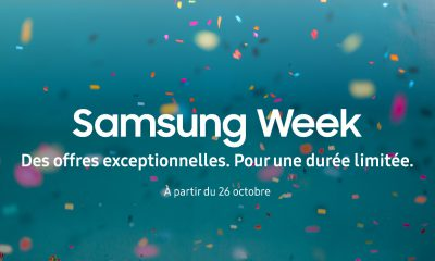 Samsung Week promotions