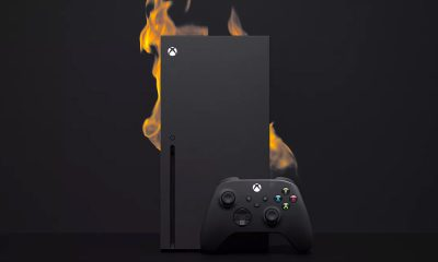 Surchauffe Xbox Series X Fake