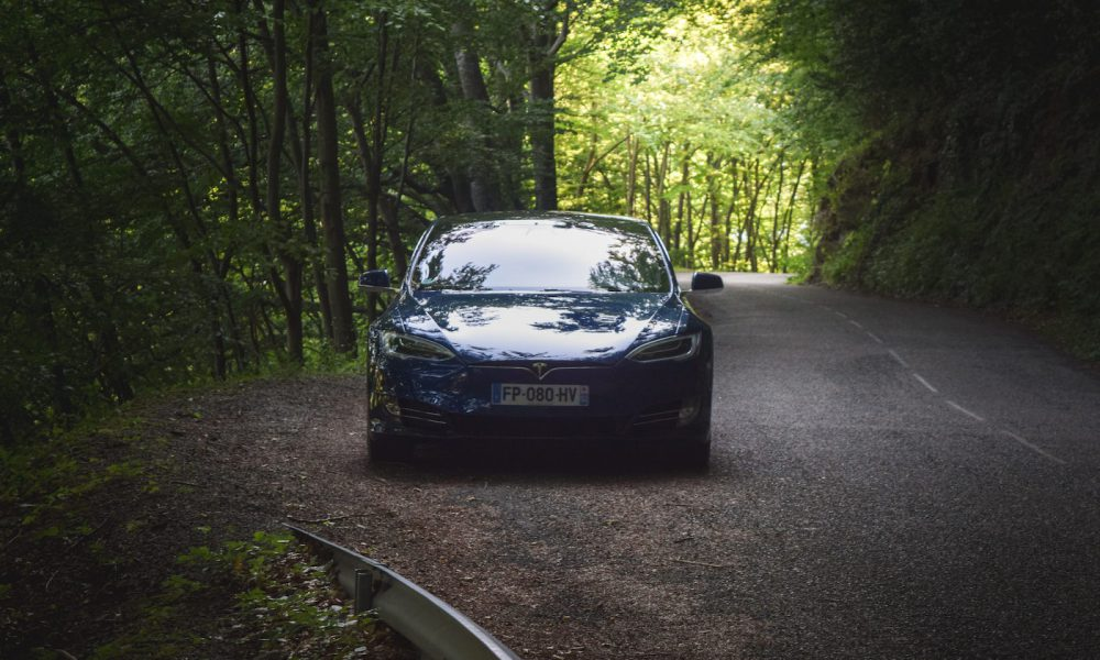 Tesla Model S Grande Autonomie