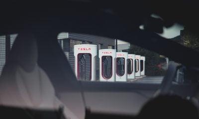 Tesla Superchargeur