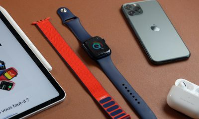 test apple watch series 6 autonomie