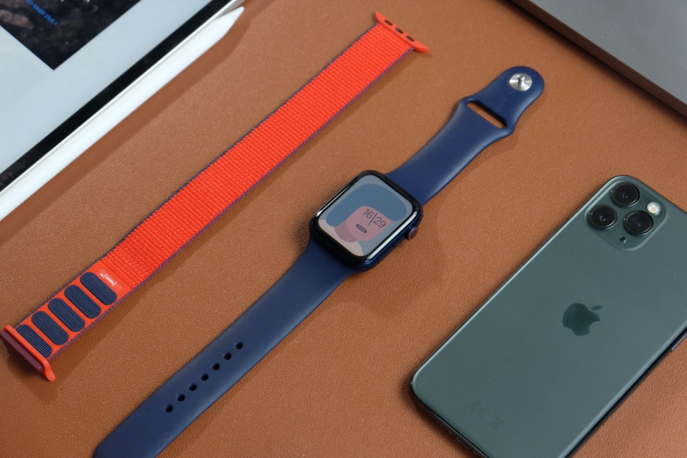 test apple watch series 6 design