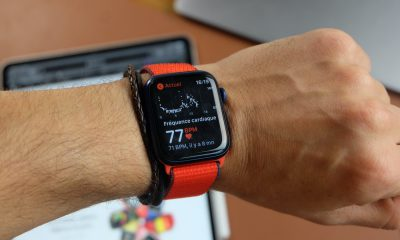 test apple watch series 6 frequence cardiaque