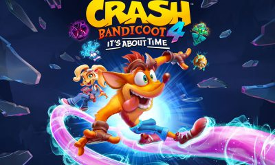 Test Crash Bandicoot 4 It's About Time