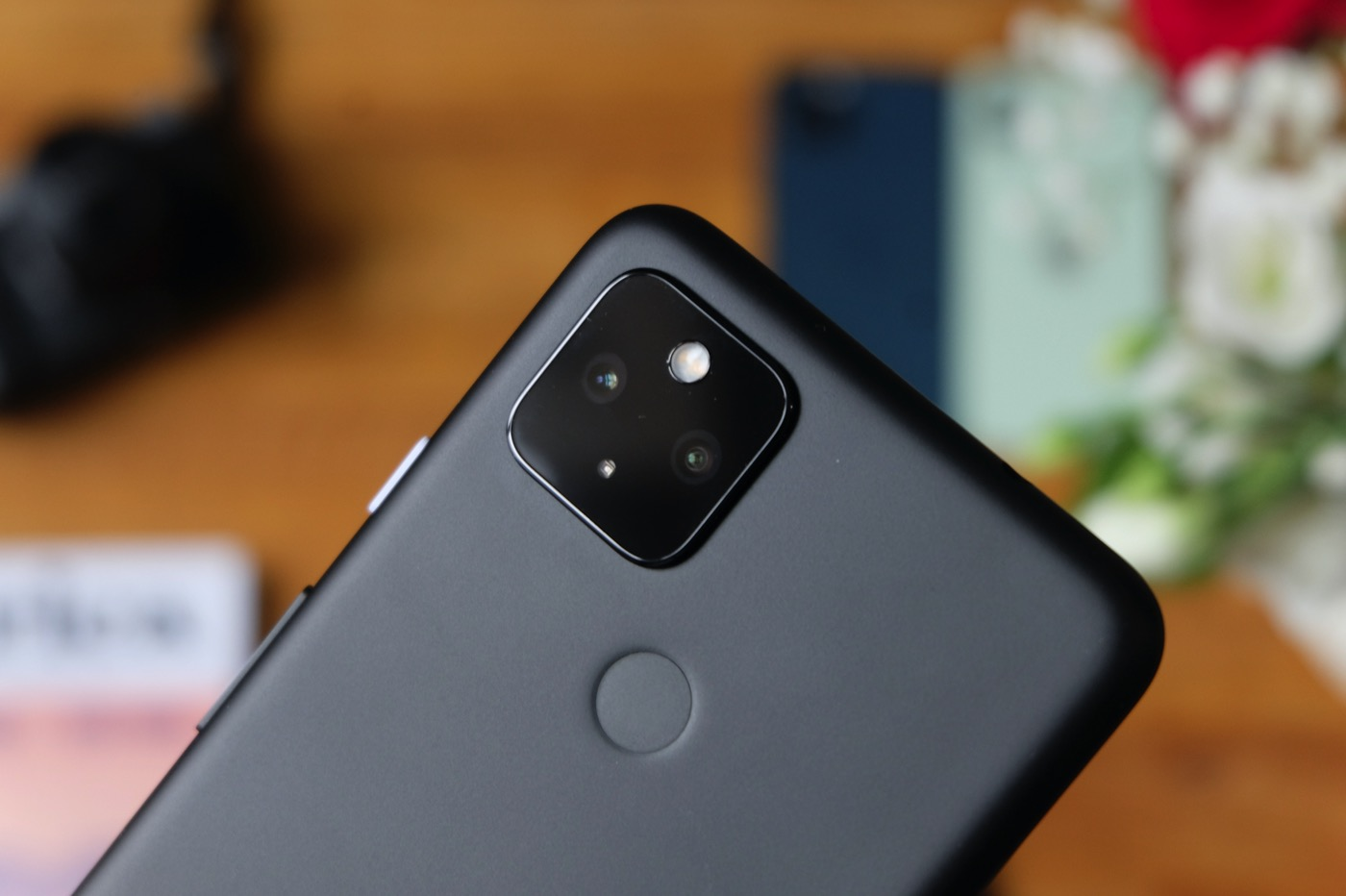 test google pixel 4a 5g appareil photo