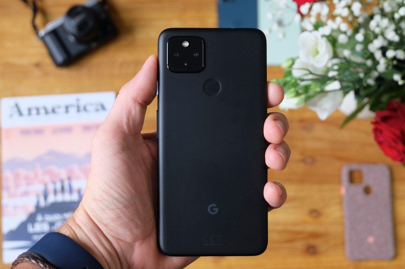 test google pixel 4a 5g dos