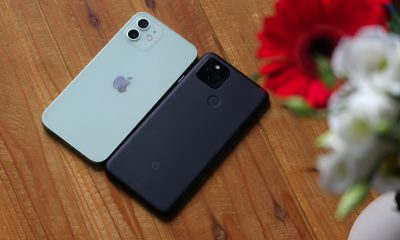 test google pixel 4a 5g vs iphone 12
