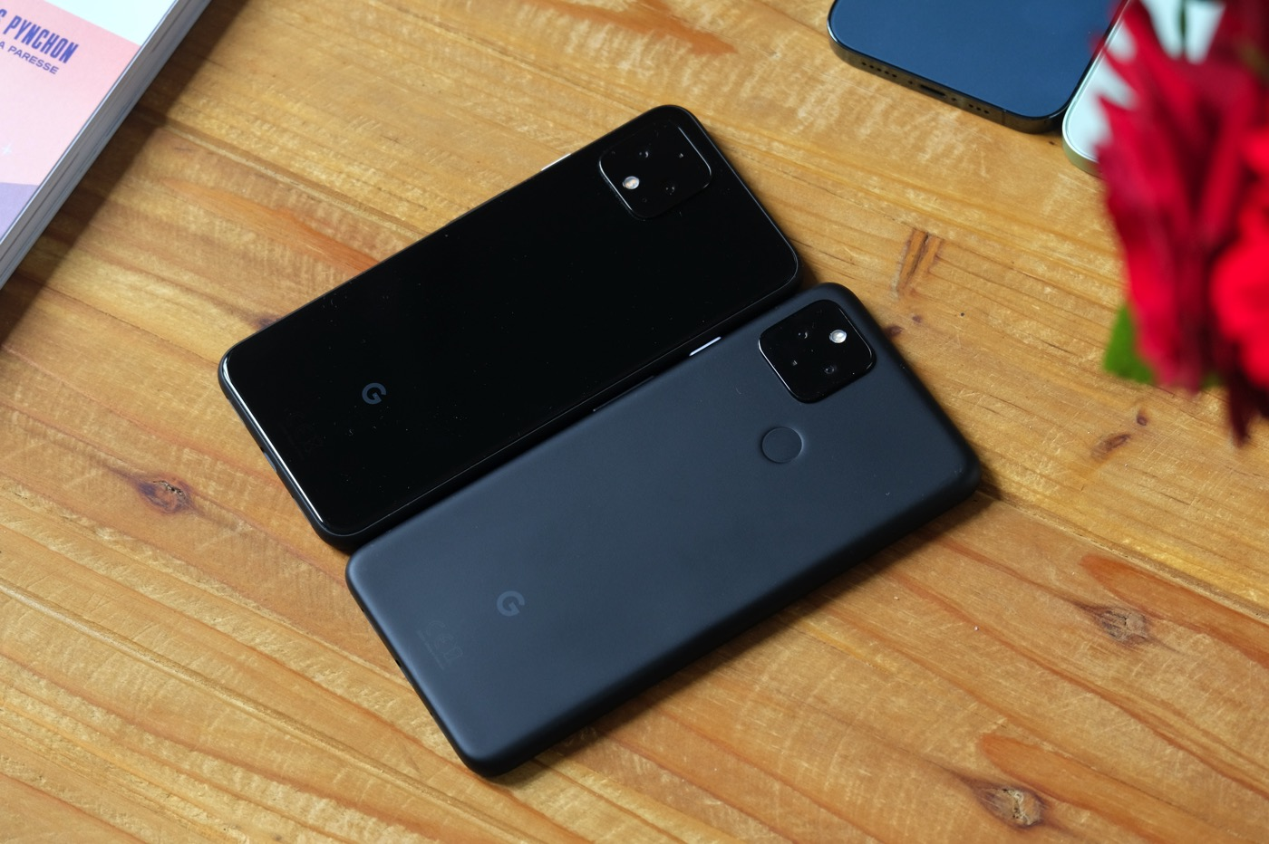test google pixel 4a 5g vs pixel 4