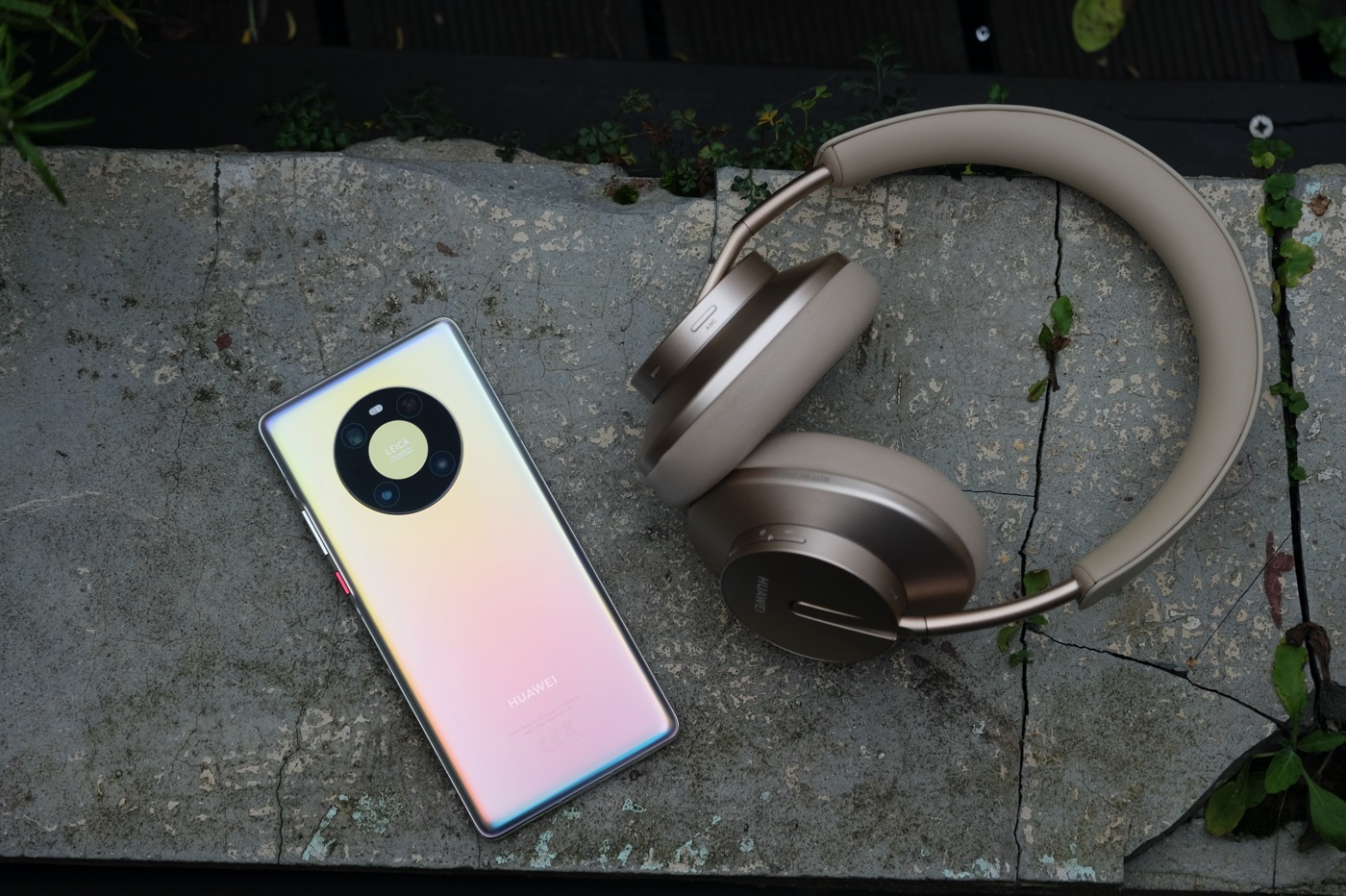 test huawei mate 40 pro audio
