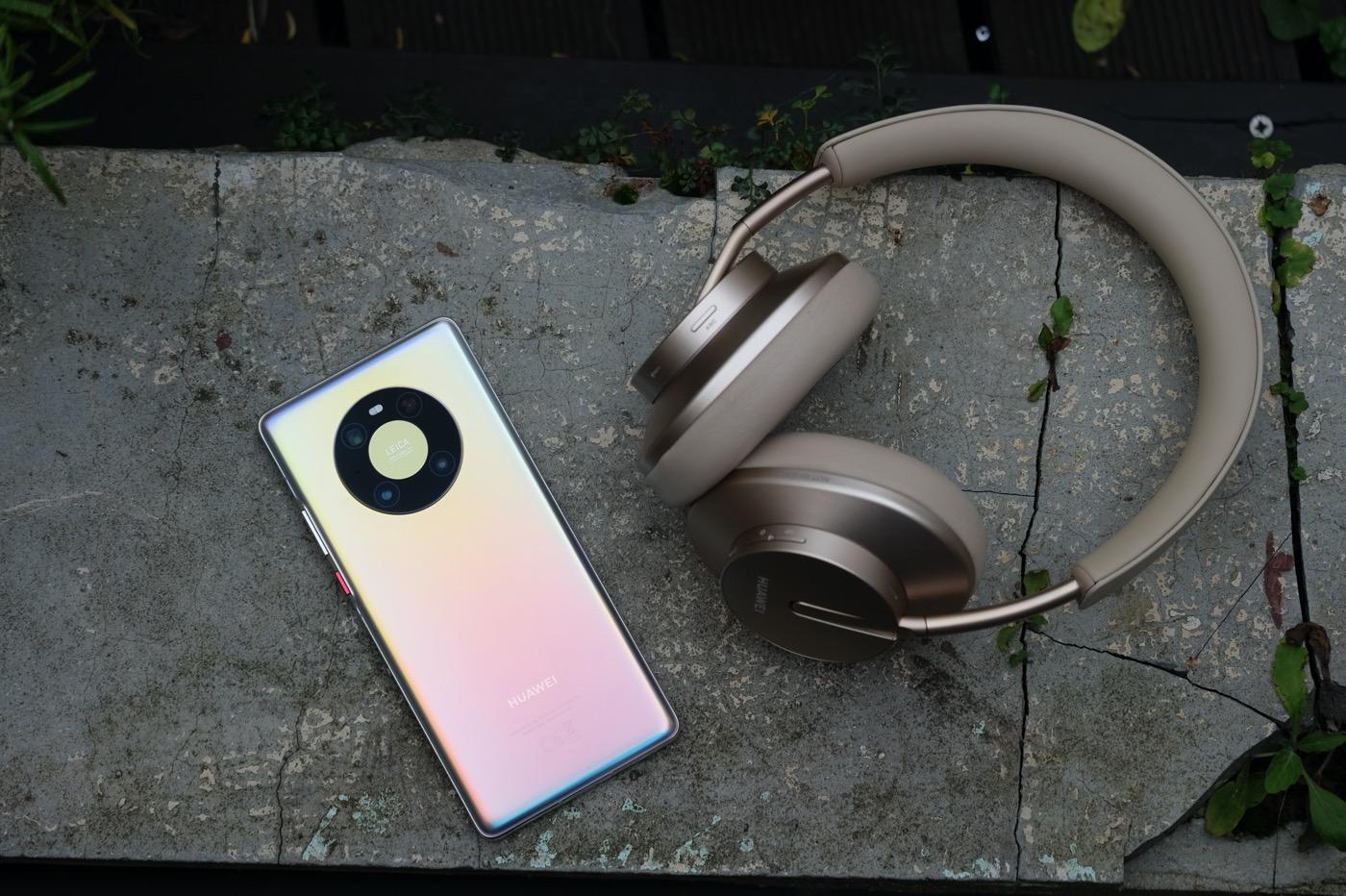 test huawei mate 40 pro audio