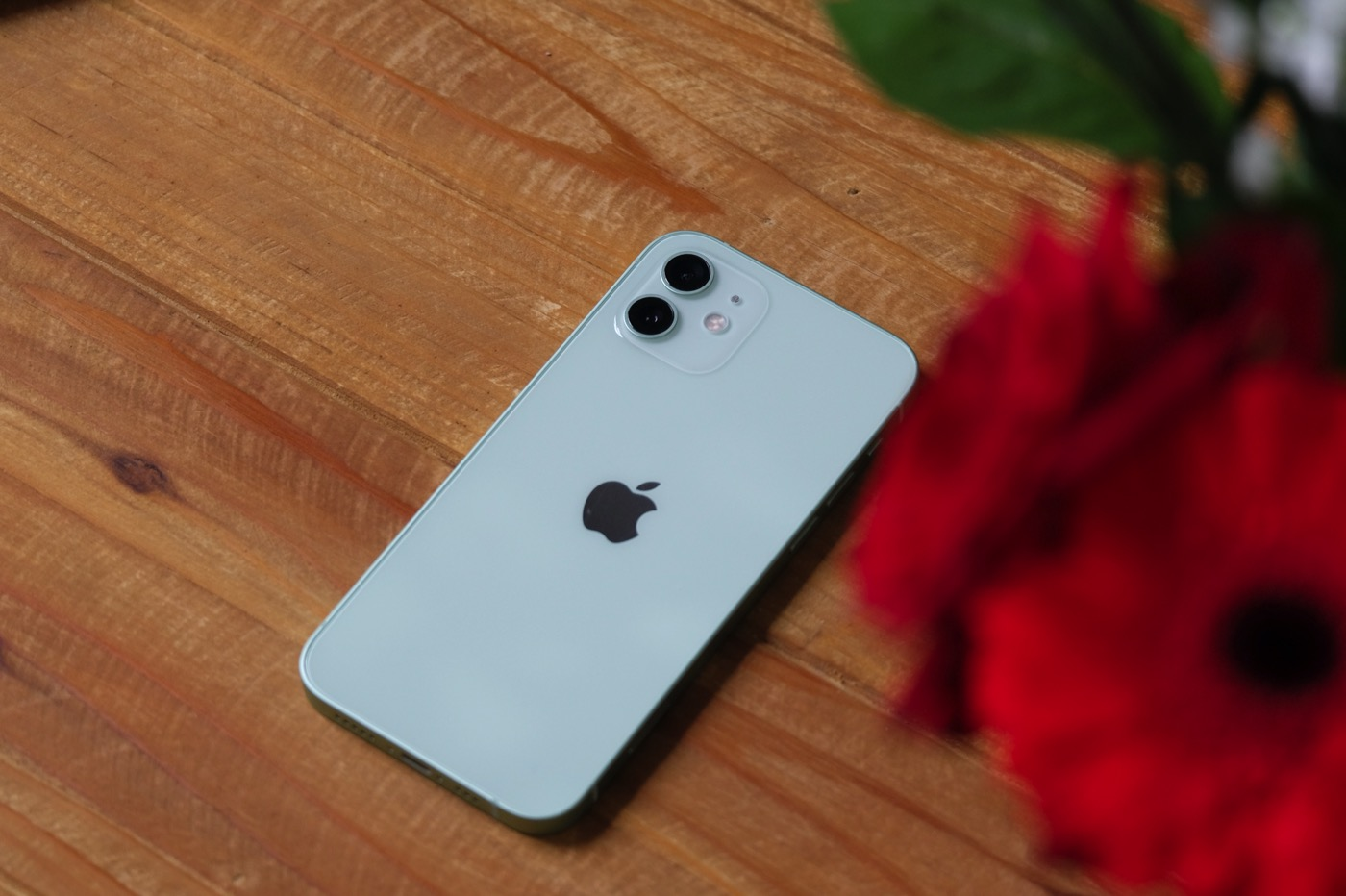 test iphone 12 autonomie