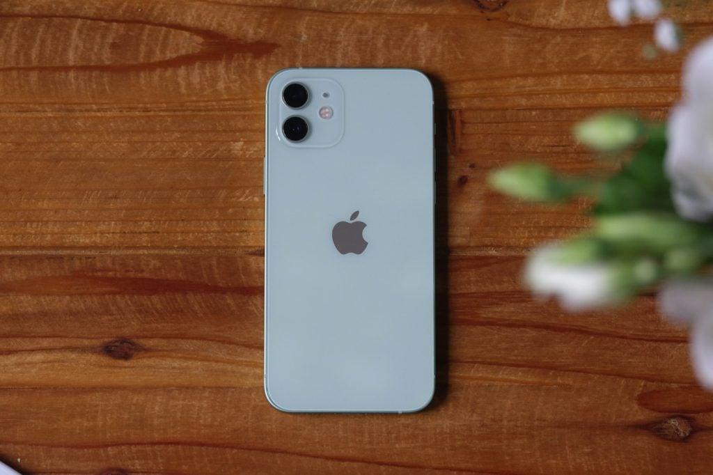 test iphone 12 design dos