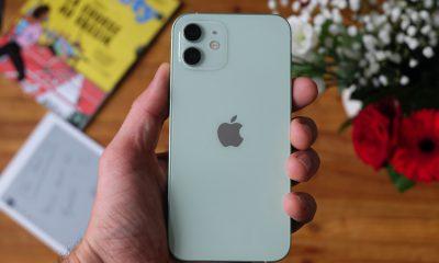 test iphone 12 prise en main
