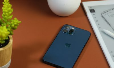 test iphone 12 pro autonomie