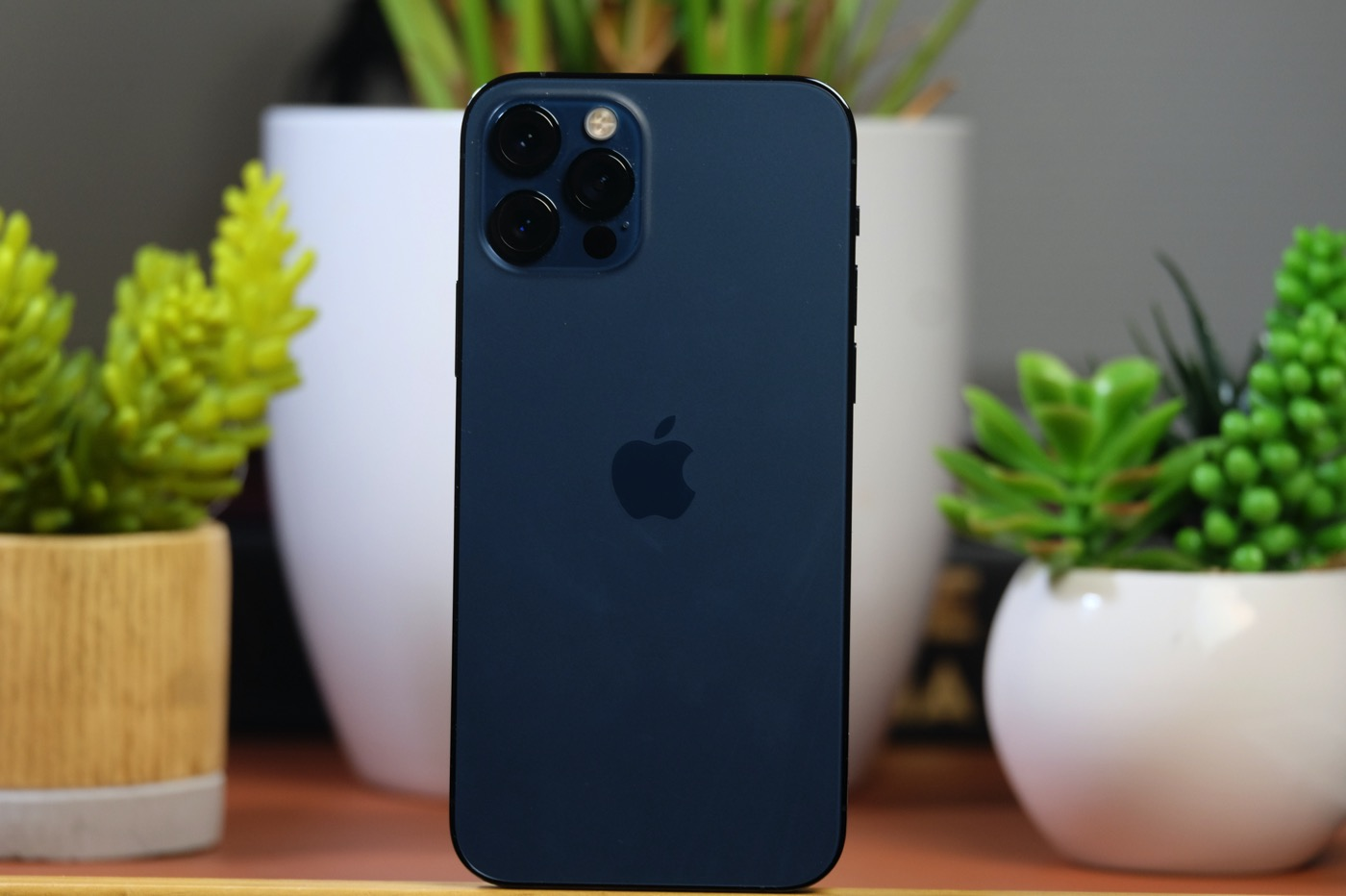 test iphone 12 pro dos