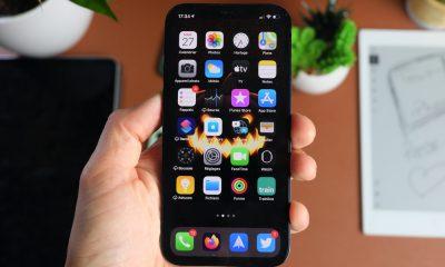 test iphone 12 pro ios 14
