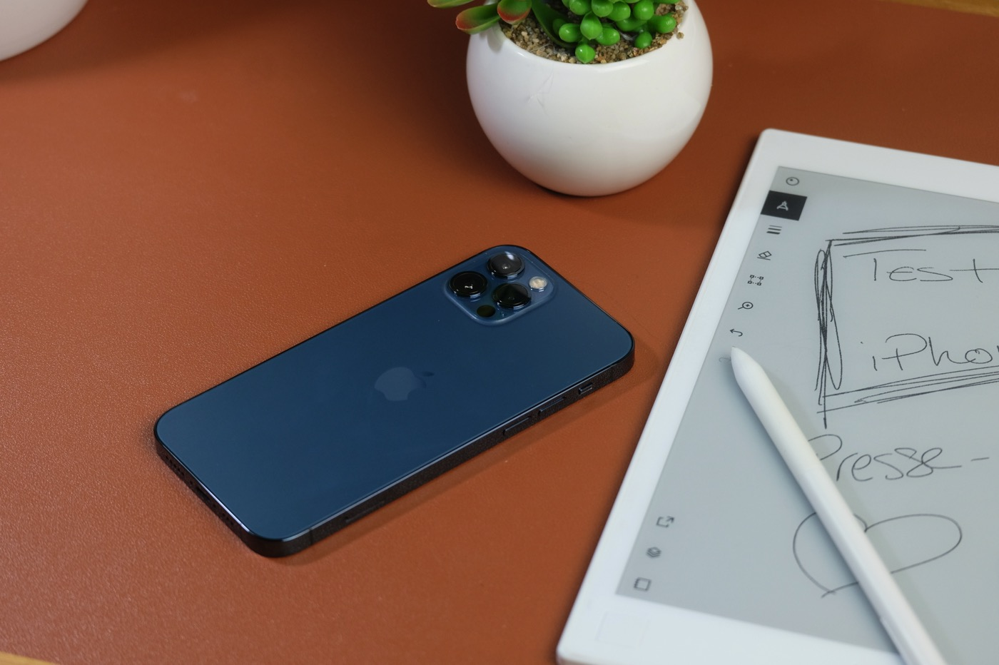 test iphone 12 pro performances
