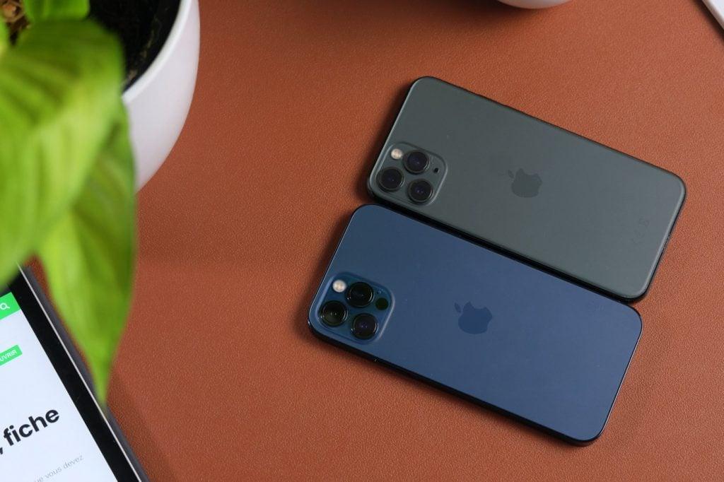 test iphone 12 pro vs iphone 11 pro