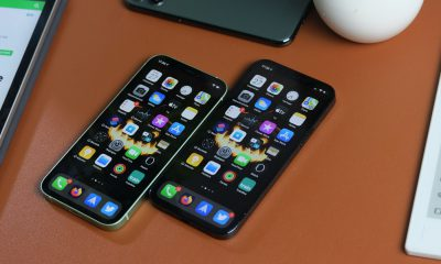 test iphone 12 pro vs iphone 12 face
