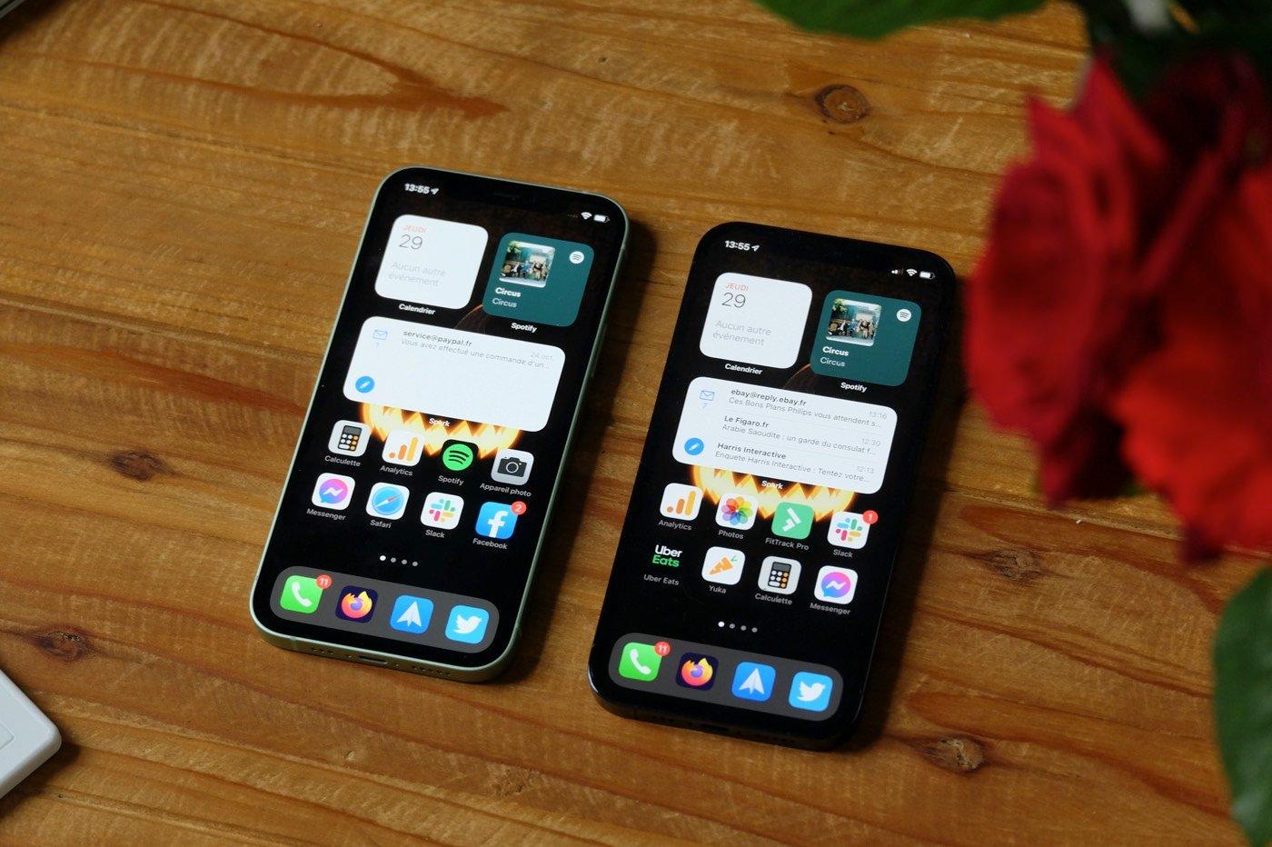 test iphone 12 vs pro ecran vous avez changé de smartphone ? voici comment transférer vos données facilement - test iphone 12 vs pro ecran - Vous avez changé de smartphone ? Voici comment transférer vos données facilement