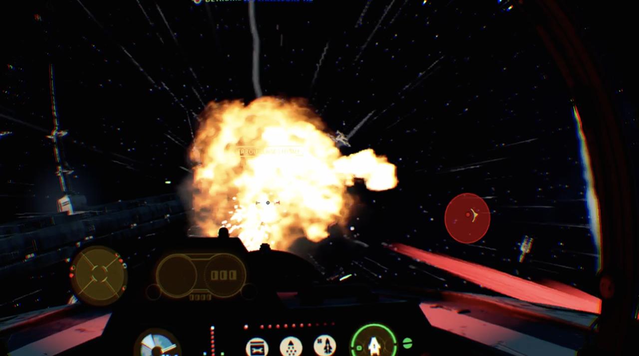 Test Star Wars Squadrons