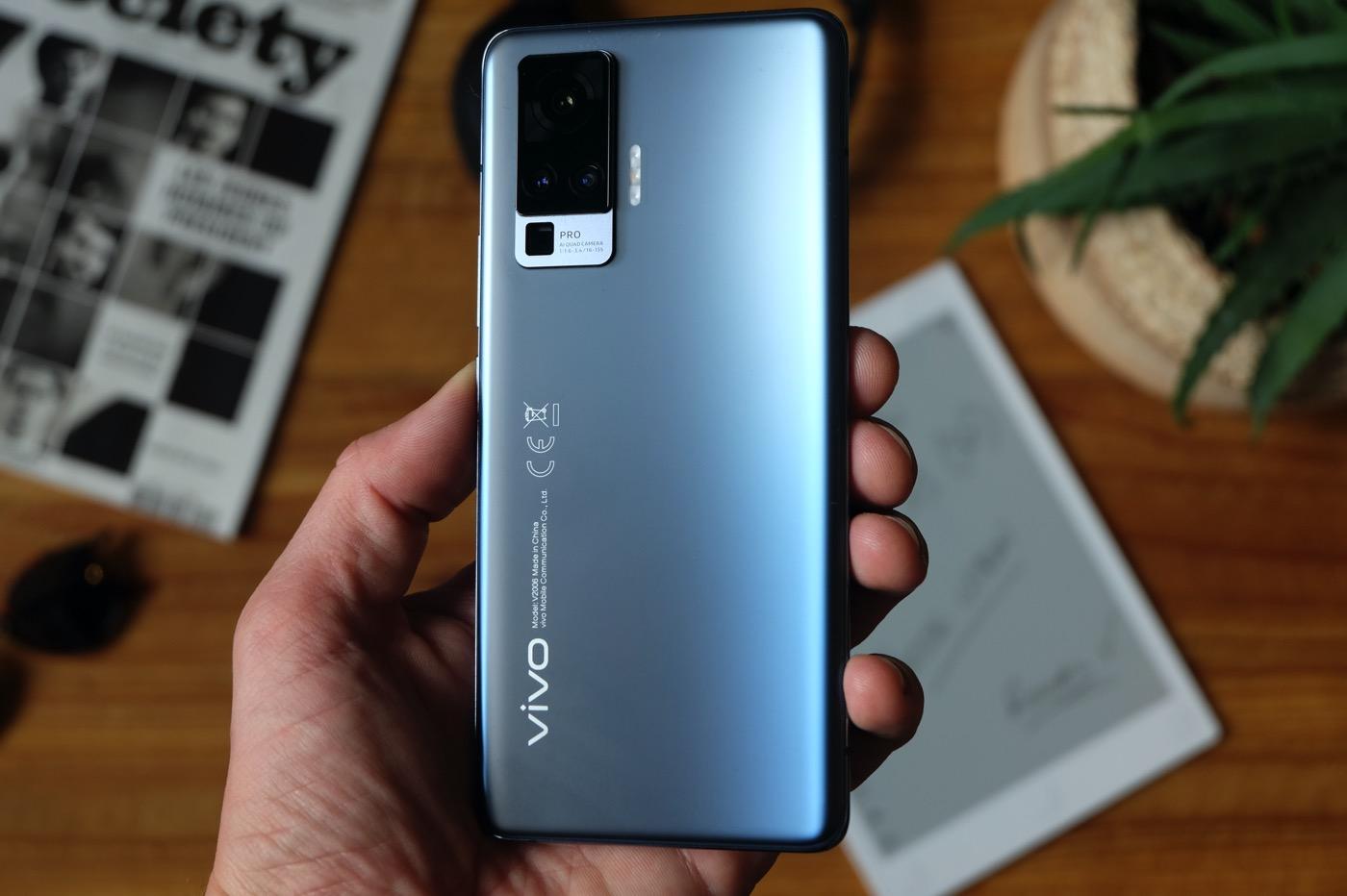 Test du Vivo X51 5G : Vivo déstabilise le marché français
