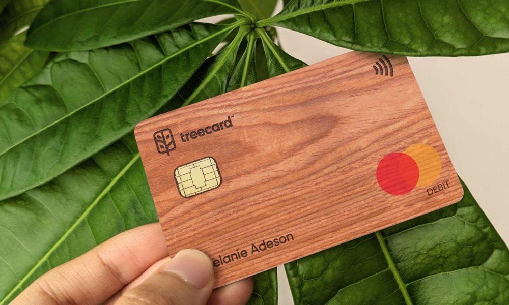 TreeCard Ecosia Fintech