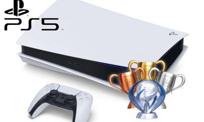 Changement Trophées PS5