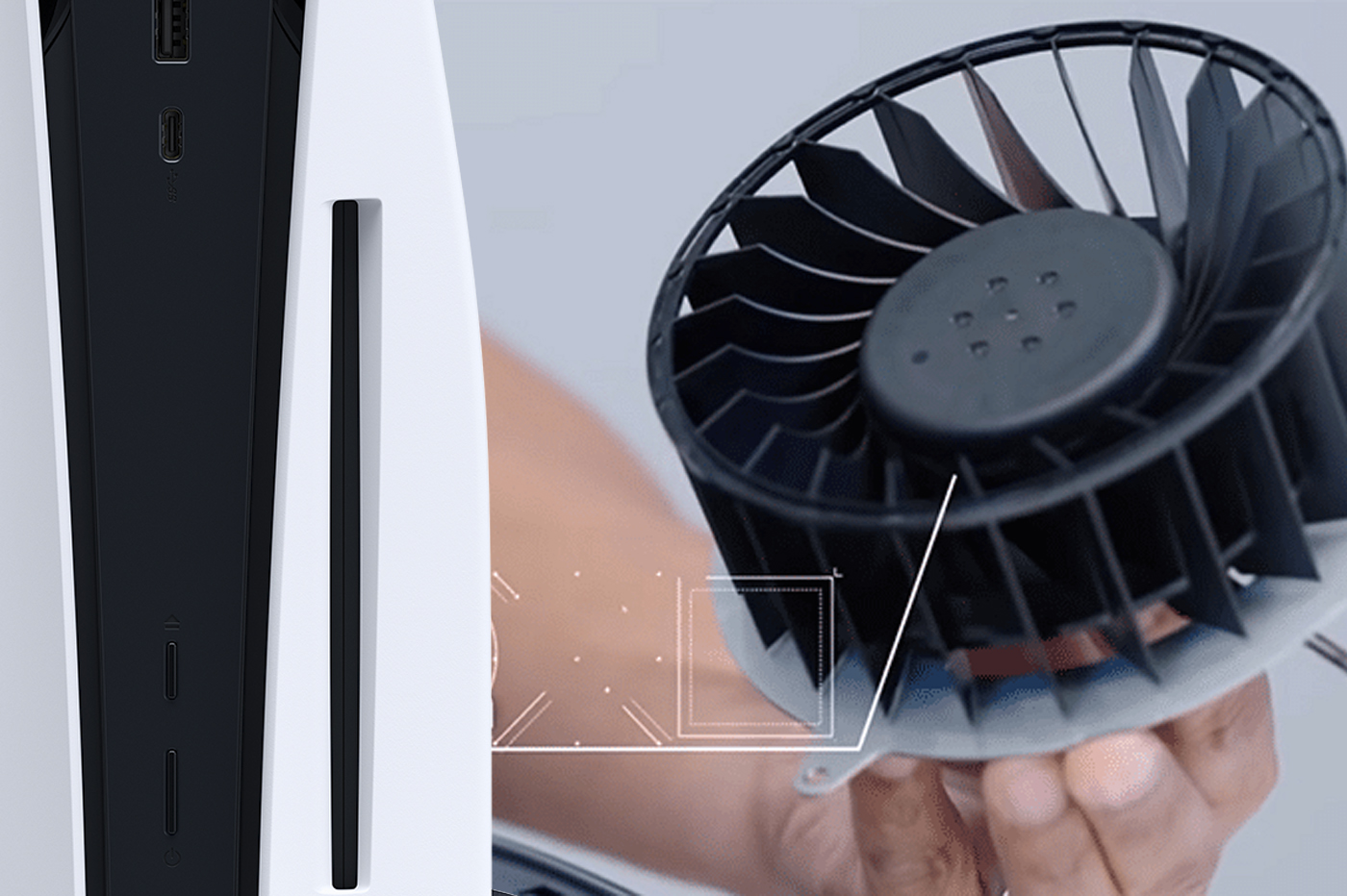 Ventilateurs PS5 Ventilateurs PS5 Mise à jour