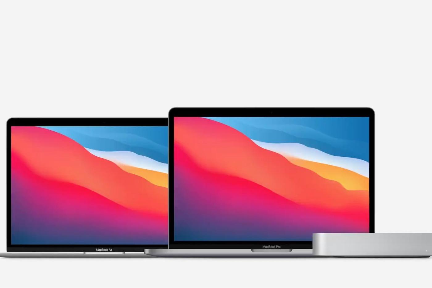 2021 MacBook Apple Silicon