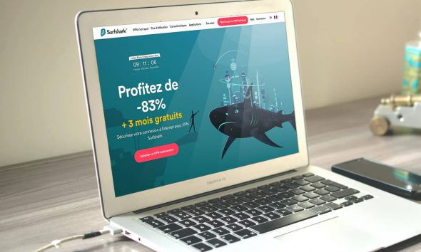 Bon plan VPN Surfshark