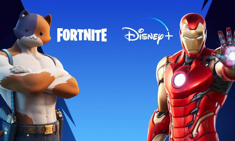 Fortnite Disney+