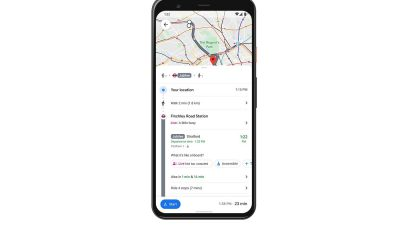 Google Maps nouvelle fonctionnalité