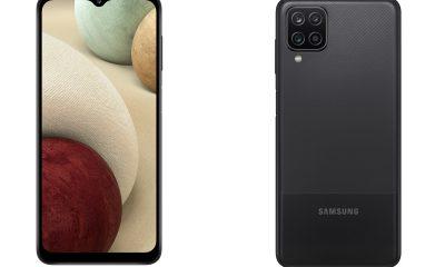 Le Galaxy A12 de Samsung