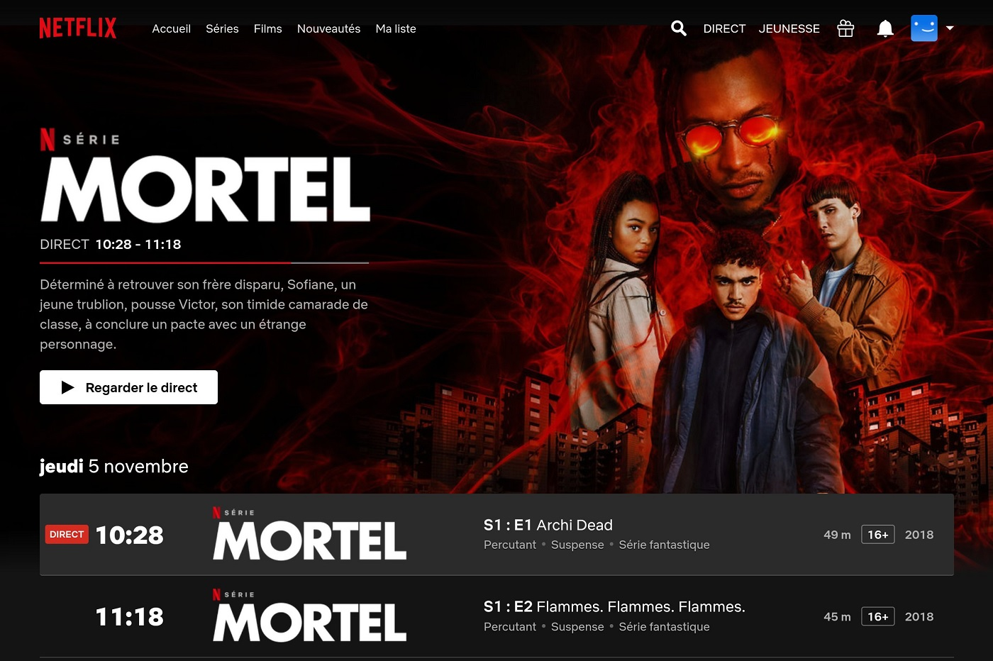 Netflix Direct
