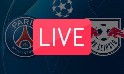 PSG RB Leipzig streaming