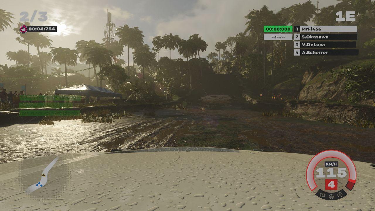 Test Dirt Xbox