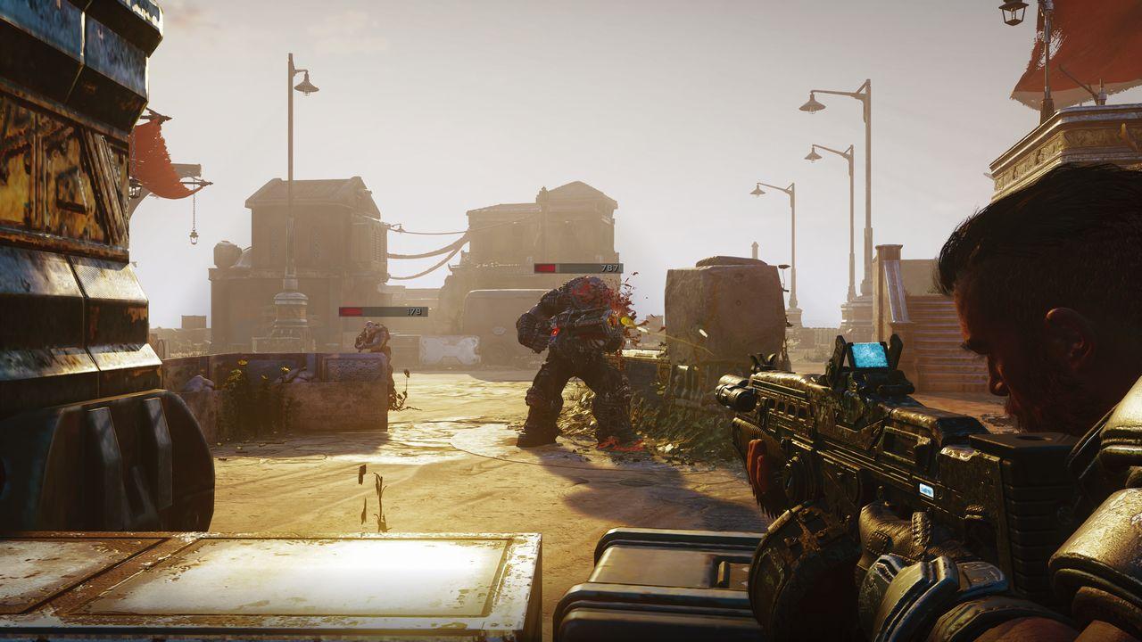 Test Gears Tactics Xbox