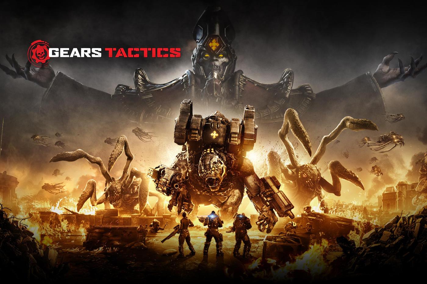 Test Gears Tactics Xbox Series X