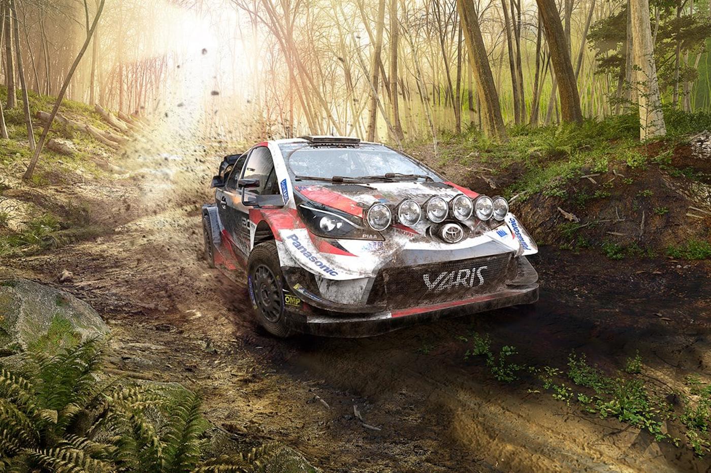 Test WRC 9