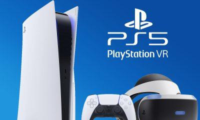 Commander Adaptateur PSVR pour PS5