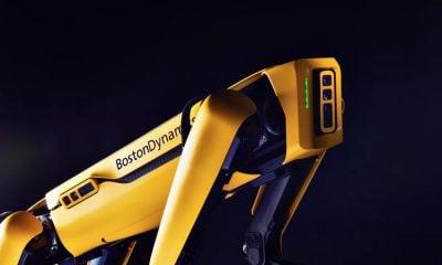Boston Dynamics Robot Chien Spot